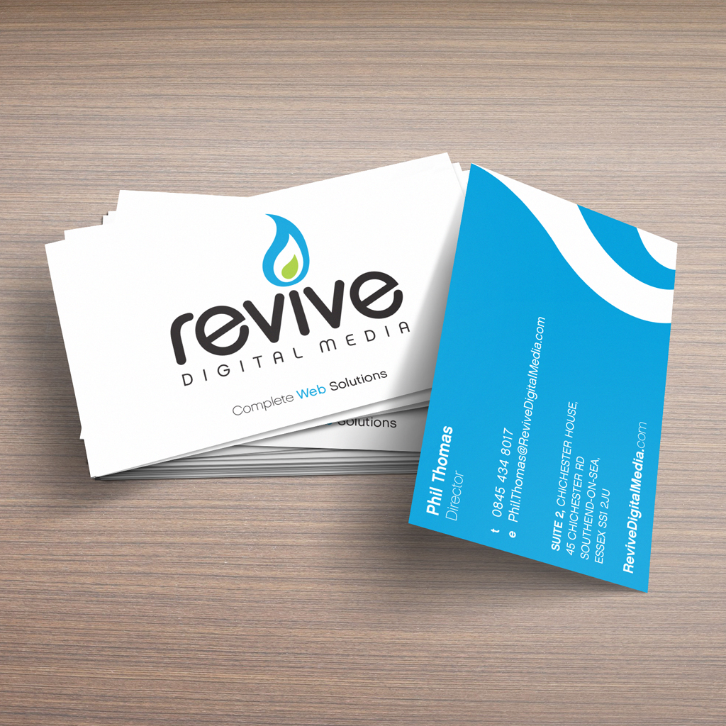 Quality Business Card Printing | Single & Double Sided Business ...